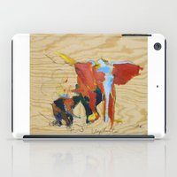 Elephants 2  iPad Case