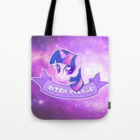 GRUNGE Twilight Tote Bag