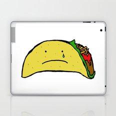 Sad Taco Laptop & iPad Skin