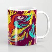 BE RARE* - Iberic Lince Mug
