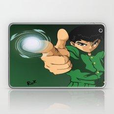 Yusuke Urameshi  Laptop & iPad Skin