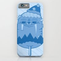 iPhone & iPod Case featuring King of Mountain by Johnny Cobalto