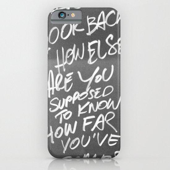 LookBack iPhone & iPod Case