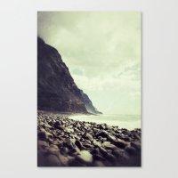 Epic Coast Canvas Print