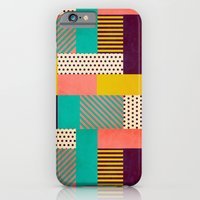 Geometric Love iPhone 6 Slim Case