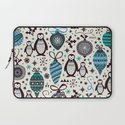 Silver Trinklets  Laptop Sleeve