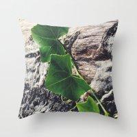 Sense of Simplicity Throw Pillow