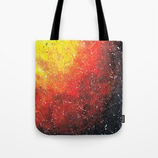 solar storm Tote Bag