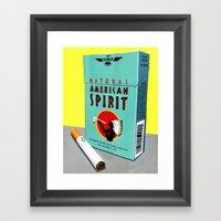American Spirit Framed Art Print