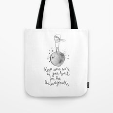 Unimaginable Tote Bag