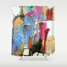 Vers soi Shower Curtain