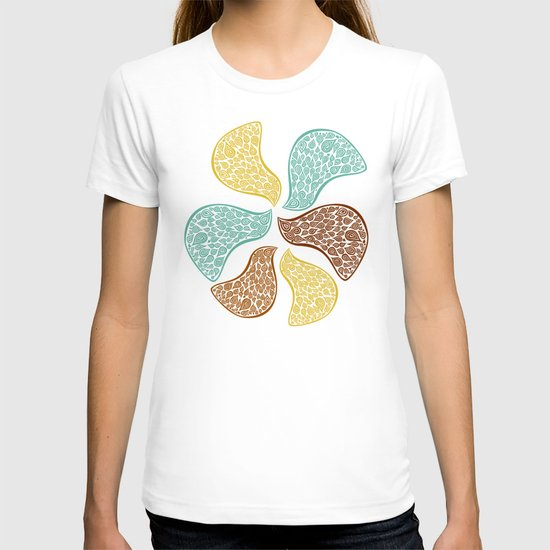 Birds in Disguise Color T-shirt