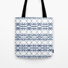 blue iron II Tote Bag