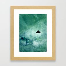 Functions of Time 3 Framed Art Print