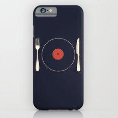 Vinyl Food Slim Case iPhone 6s
