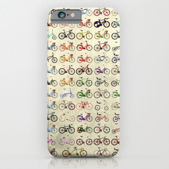 Bikes iPhone & iPod Case