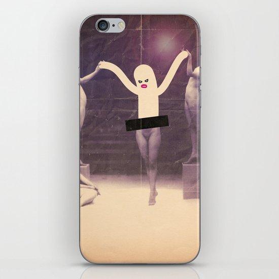 danz trio iPhone & iPod Skin