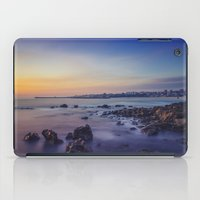 Sunset by the Sea iPad Case