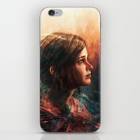 Cordyceps iPhone & iPod Skin
