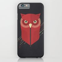 iPhone Cases featuring Owl by Tracie Andrews