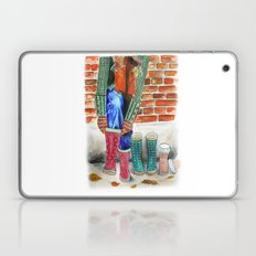 Autumn shoes Laptop & iPad Skin