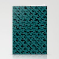 Abstract Pattern 1 Stationery Cards