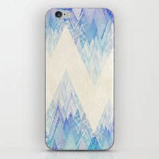 Let's Move Mountains iPhone & iPod Skin