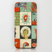 iPhone & iPod Case featuring All the SIGNS of a REVOLUTION by Steve Simpson
