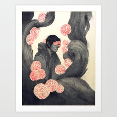 Not a Part of This Art Print