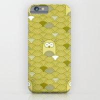 owl pattern iPhone 6 Slim Case