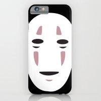 Spirited Away No Face iPhone 6 Slim Case