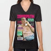 COSMARXPOLITAN, Issue 10 Unisex V-Neck