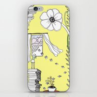 Inspiration and Dreams iPhone & iPod Skin