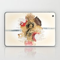 Shakespeare Ladies #1 Laptop & iPad Skin