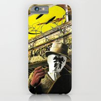 Who Watches The Watchmen? iPhone 6 Slim Case