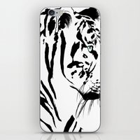Brigette iPhone & iPod Skin