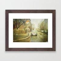 Mini Framed Art Print