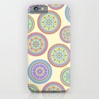 zentangle iPhone 6 Slim Case