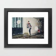 Snowscape III Framed Art Print