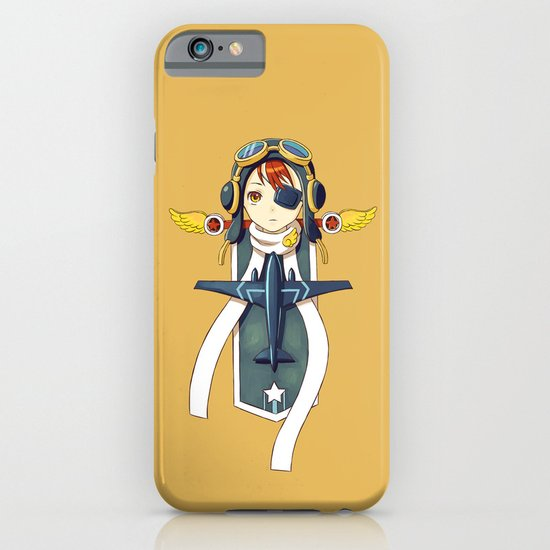 Pilot Banner iPhone & iPod Case