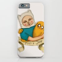 iPhone & iPod Case featuring Adventures time! by Maripili