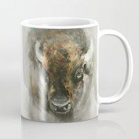 Plains Bison Mug