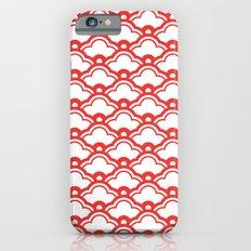 matsukata in poppy red Slim Case iPhone 6s