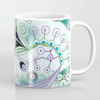 Winter tangle Mug