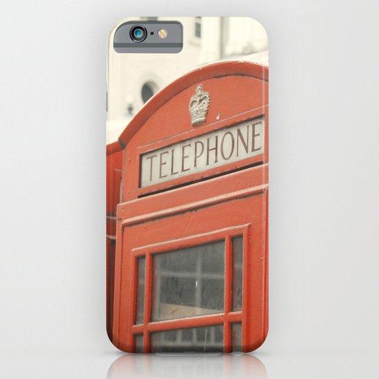 Telephone - London Photography iPhone & iPod Case