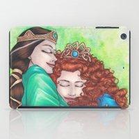 Merida And Elinor iPad Case