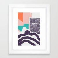 Monotómika Framed Art Print