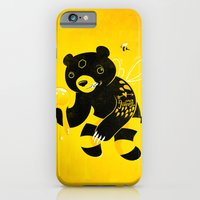 iPhone & iPod Case featuring Honey Bear by Brian Walline