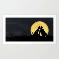 Done Nothing Wrong Art Print