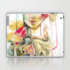 THE MIND IS EVERYTHING. WHAT YOU THINK, YOU BECOME. ~ The Buddha Laptop & iPad Skin
